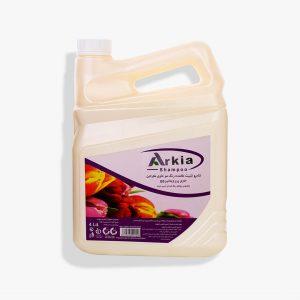 شامپو مخصوص موهای رنگ شده آرکیا