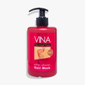 ماسک مو بدون آبکشی وینا با عصاره جنسینگ (500 میلی لیتر)